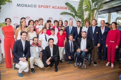 Prince Albert II, Monaco Sports Academy 2019@Sidney Guillemin_BD