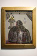Untitled. After The Infanta Margarita of Austria by Velazquez in the Courtyard of El Escorial v.1982, Figueres, Gala-Salvador Dali Foundation @CelinaLafuentedeLavotha
