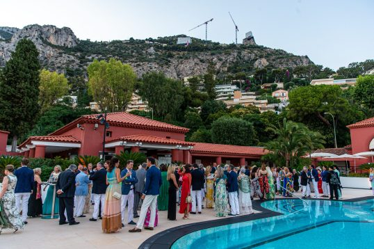 AFCEM 15th anniversary Gala at the Monte-Carlo Beach Club, Saturday, July 13, 2019@Philippe Fitte