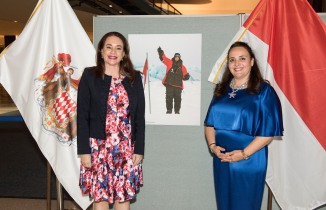 Maria Fernanda Espinosa Garces and Isabelle Picco @DR