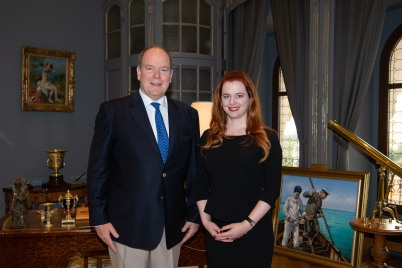 Prince Albert and Brisa Trinchero (2) @ Gaetan Luci