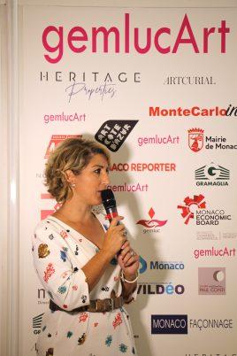 Laurence Garbatini, GemlucArt2019@CelinaLafuentedeLavotha