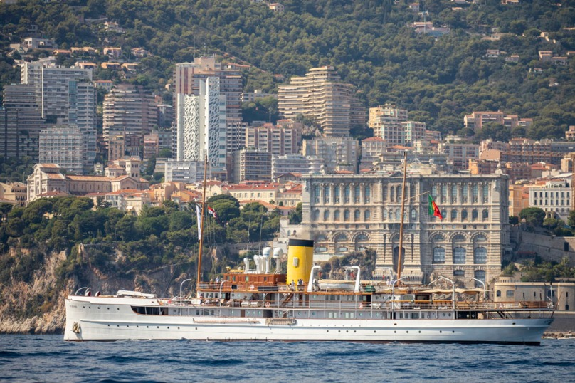 Monaco Classic Week 2019 @Francesco Ferri