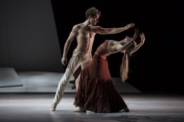 Daphnis and Chloe choreographed by Jean-Christophe Maillot, Opera de Monte-Carlo, October 2019 (3) @Alice Blangero