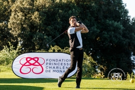 Mark Webber @Philippe Fitte/Fondation Princesse Charlene de Monaco