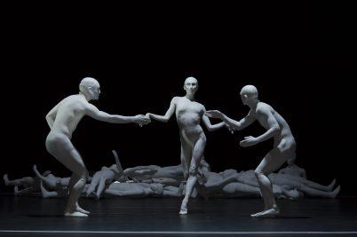 Petrouchka, Ingen, Opera de Monte-Carlo, October 2019 @ Alice Blangero