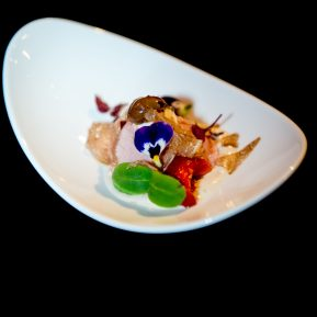 Gourmet dish at the Monte-Carlo Gastronomy Fair© NEWDAY - A -0020