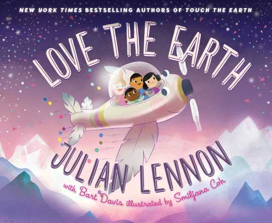 Love the Earth by Julian Lennon