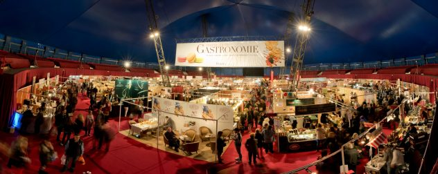 Monte-Carlo Gastronomy Fair at the Chapiteau de Fontvieille, Monaco© NEWDAY