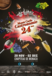 Official annoucement Monte-Carlo Gastronomy Fair