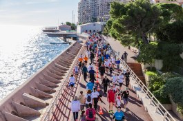 Fontvieille, Monaco No Finish Line 2016
