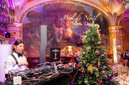 DJ Andrea T Mendoza, Christmas Ball 2019 @M.Stanley, Smash