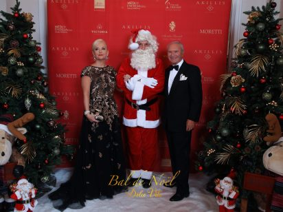Marquise Roberta Gilardi-Sestto and her husband Donato Sestito @M. Stanley, Smash