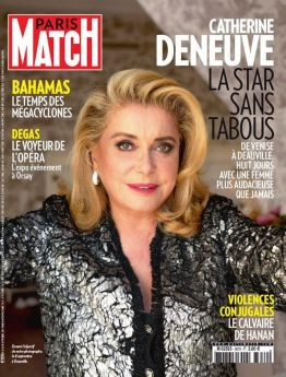 Paris Match No. 3670 cover, September 12-18, 2019