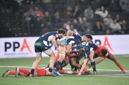 Monaco vs Agen,7th place, Super Sevens, Paris, February 1, 2020 (1) @David Niviere