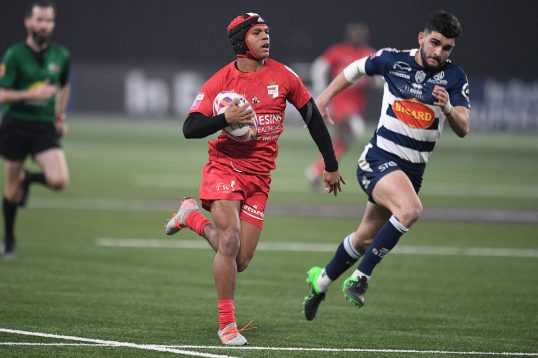 Monaco vs Agen,7th place, Super Sevens, Paris, February 1, 2020 (4) @David Niviere