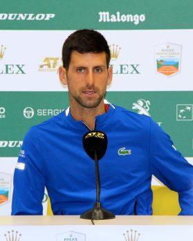 Novak Djokovic Rolex Monte-Carlo Masters 2019 @CelinaLafuentedeLavotha