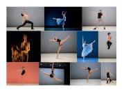 The 2019/2020 Princess Grace Academy graduates collage