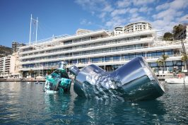 The Twin Bottles - Yacht Club Monaco - 3
