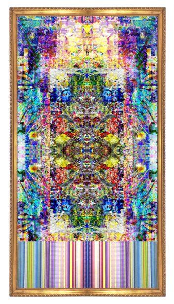 1. Underwater Sea Rainbow, Fiona Tan, 2015, Happiness, enhance satisfaction, balance and serenity