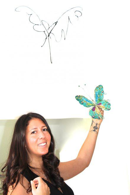 Fiona Tan by her artwork signature @CelinaLafuentedeLavotha